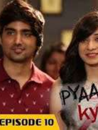 Vrushika Mehta, Shraey Khanna and Amaad on Pyar Tune Kya Kiya - Season 04 Friday @ 7pm