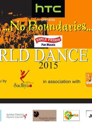 No Boundaries!! World Dance Day 2015